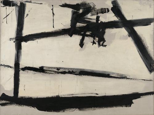 Franz Kline Painting Number 2